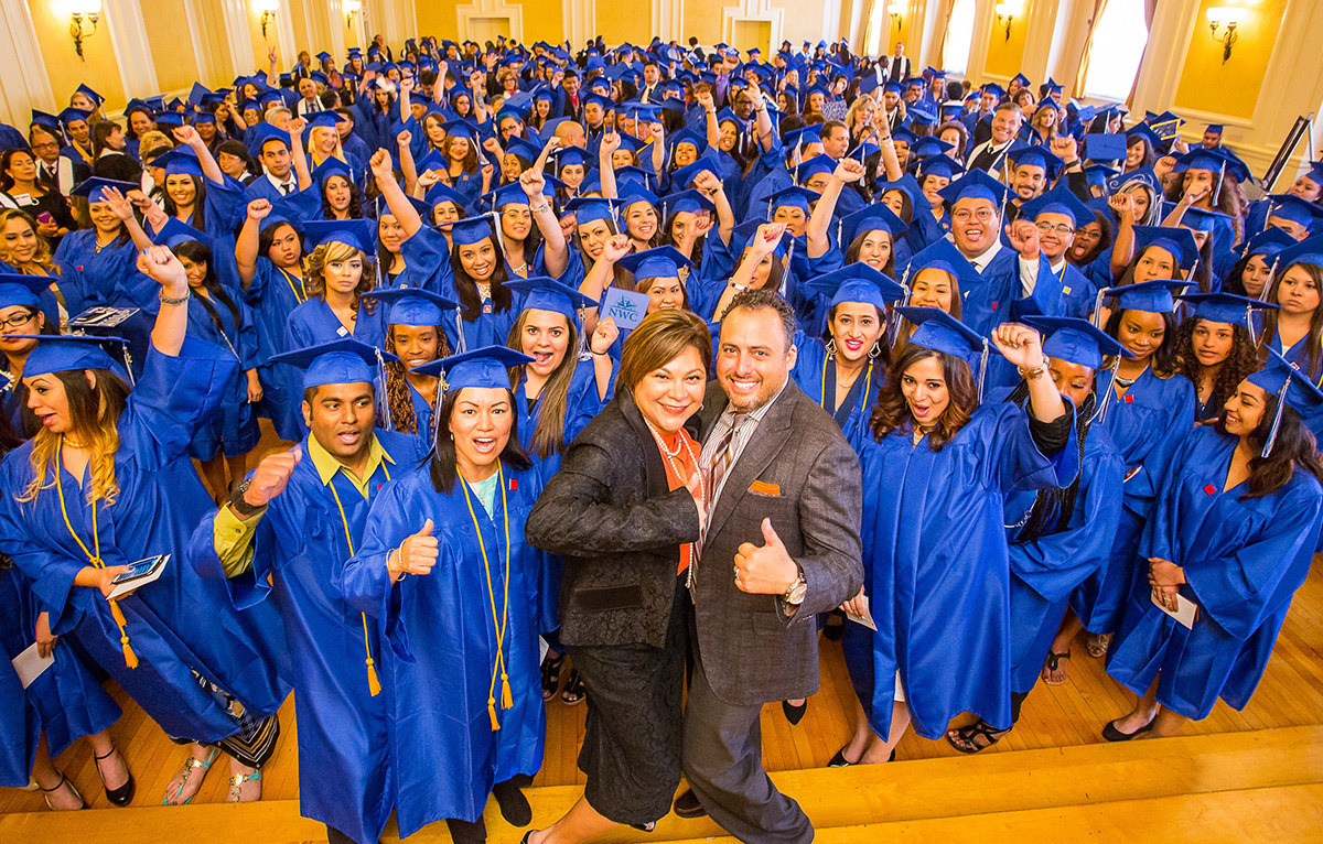 Glendale Career College Marks Largest Commencement to Date