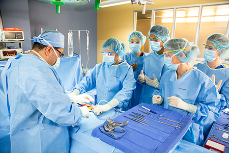 Accelerated Alternate Delivery Program in Surgical Technology