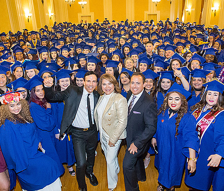 Glendale Career College (GCC) Honors Students' Achievements at Fall Commencement Ceremony