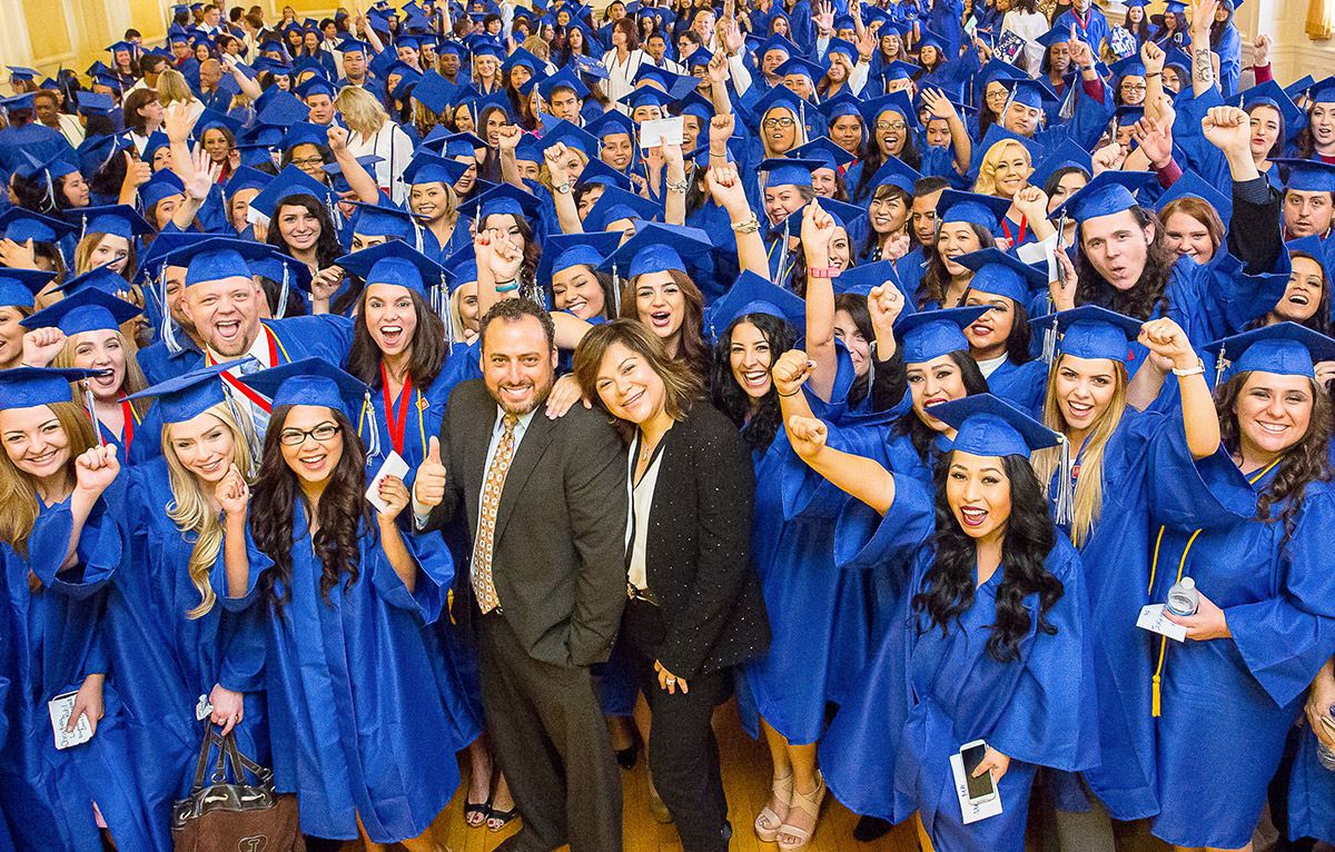 Glendale Career College (GCC) Celebrates Graduates at Spring Commencement Ceremony