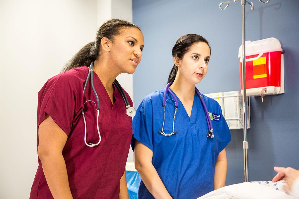 Vocational Nurse Training in Los Angeles, West Covina, Pasadena, Pomona, Long Beach, Glendale, Riverside, Santa Ana