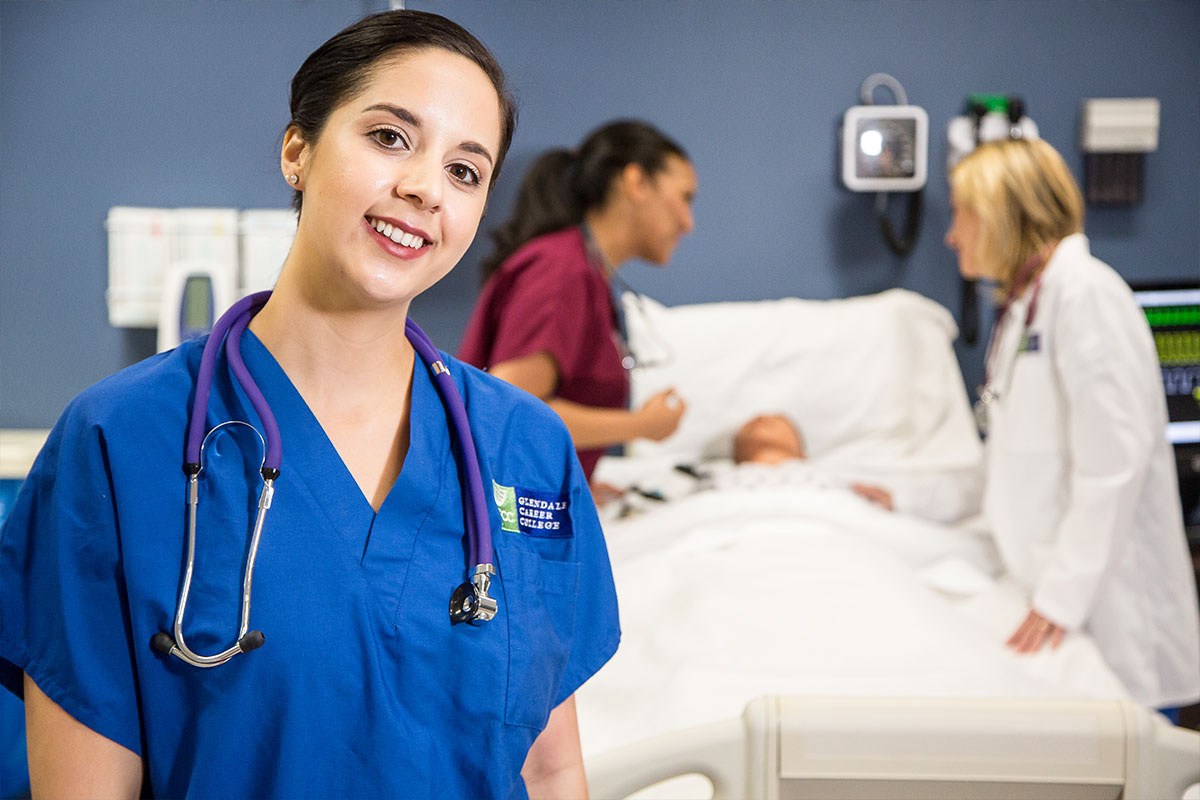 Registered Nurse Training in Los Angeles, West Covina, Pasadena, Pomona, Long Beach, Glendale, Riverside, Santa Ana