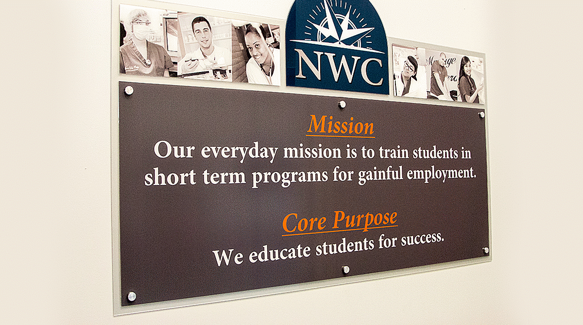 North-West College (NWC) Honors Student Stars and Ambassadors at Fall Luncheon