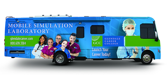 Glendale Career College to Launch Mobile Simulation Laboratory